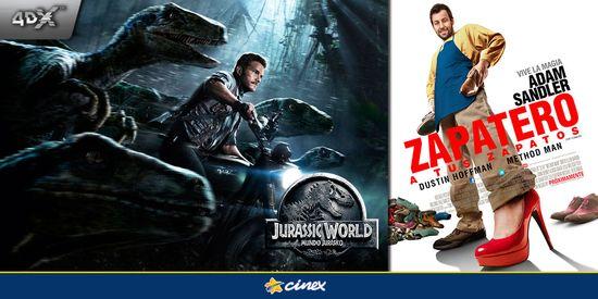 MSC Noticias - Estrenos-Cinex12_06 Agencias Com y Pub Cine Cinex Com Diversión Publicidad