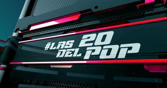 MSC Noticias - LAS-20-DEL-POP Agencias Com y Pub Diversión Farándula Mariu Medios Musica Publicidad