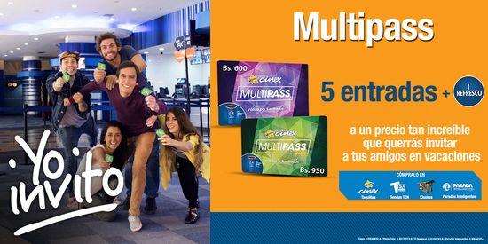 MSC Noticias - Multipass Agencias Com y Pub Cine Cinex Com Diversión Publicidad