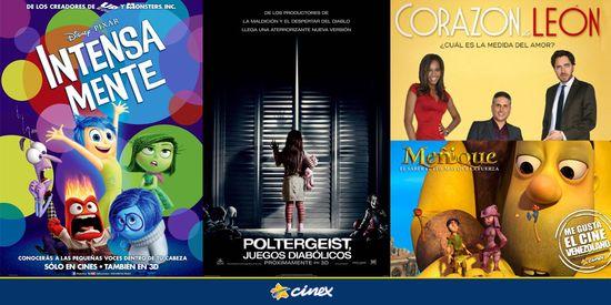 """MSC Noticias - NP-""""Intensa-Mente""""-llena-de-emociones-las-salas-de-Cinex Agencias Com y Pub Cine Cinex Com Diversión Publicidad"""