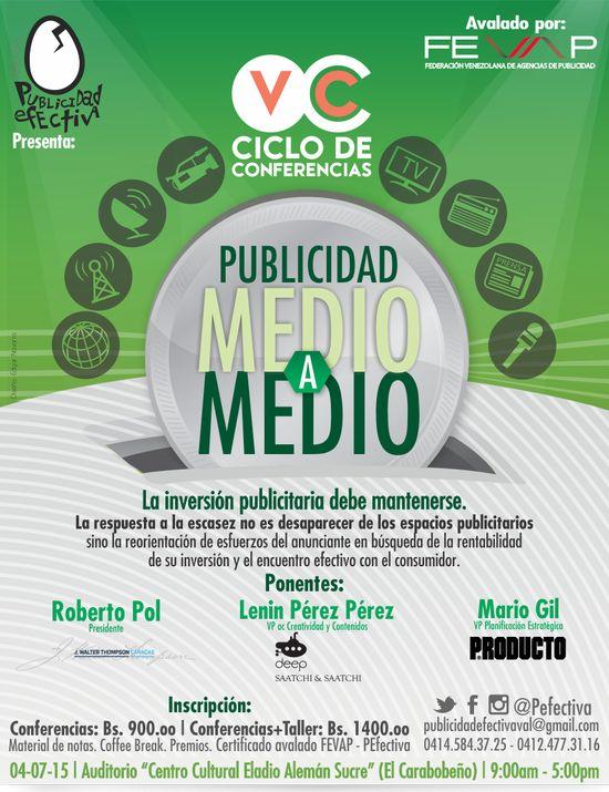 MSC Noticias - afiche-v-ciclo-ultimo Agencias Com y Pub Cursos y Seminarios Negocios Publicidad