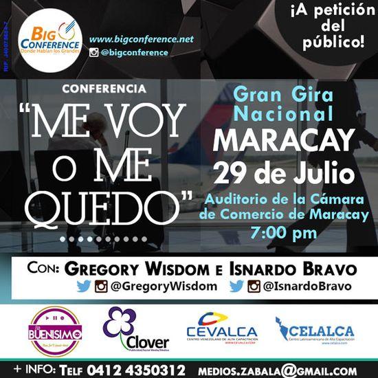 MSC Noticias - mevoyoomequedo-maracay Agencias Com y Pub Cursos y Seminarios Negocios Publicidad
