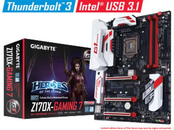 MSC Noticias Latinoamerica - GIGABYTE_Z170X_Gaming_7_Rev10_Pack_heroes Arg - b, Otro Plan Tecnologia