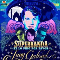 Superbanda Venezolana rinde homenaje a Juan Gabriel