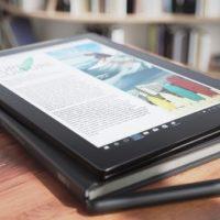 Lenovo revela la Yoga Book: la tablet 2 en 1 creada para la productividad y la creatividad