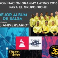CODISCOS felicita a sus artistas nominados al Latin GRAMMY