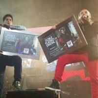 Chino y Nacho triunfan en Europa