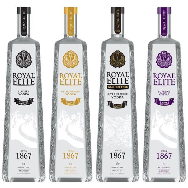 Prestigiosa Marca De Vestir Se Une A Royal Elite Vodka   MSC