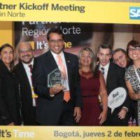 ABSIDE recibe el premio al Partner SAP de mayor crecimiento en Latinoámerica región Norte