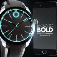 Movado se asocia con Google para lanzar una nueva colección de relojes inteligentes