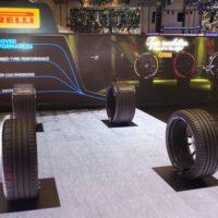 Pirelli presenta sus dos últimas innovaciones en el Salón del Automóvil de Ginebra