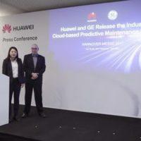 Huawei y GE lanzan una solución para mantenimiento predictivo industrial basado en la nube