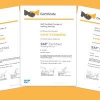 Level 3 Chile, Colombia y Perú reciben la Recertificación SAP Hosting Partner