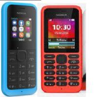 Los nuevos Nokia 105 y Nokia 130 ofrecen aún más valor con diseños de gran calidad