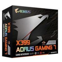 GIGABYTE presenta X399 AORUS Gaming 7