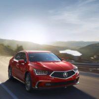 Acura revela un nuevo y llamativo diseño para el Acura RLX 2018