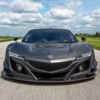 El Acura NSX GT3, ganador de carreras, sale a la venta en todo el mundo
