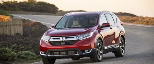 Llega a los concesionarios en EEUU la Honda CR-V 2018