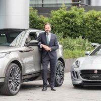 Jaguar Land Rover filial de distribución en Mexico