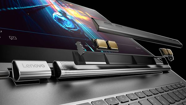 MSC Noticias Latinoamerica - Lenovo_Yoga_C930_Rotating_Sound_Bar Tecnologia Ven - Factum Com