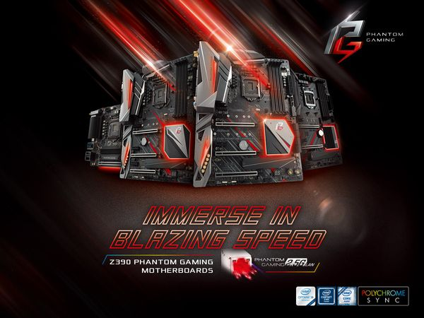 MSC Noticias Latinoamerica - 20181005_ASRock-Launches-The-Outstanding-Intel-Z390-Motherboards-with-Phantom-Gaming-Series_Z390_Main-Banner Arg - b, Otro Plan Argentina Tecnologia